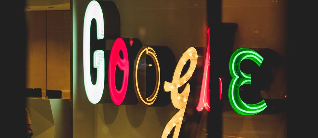 Is Google part of my website?